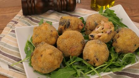 Easy octopus balls: tasty, crispy and easy to make!