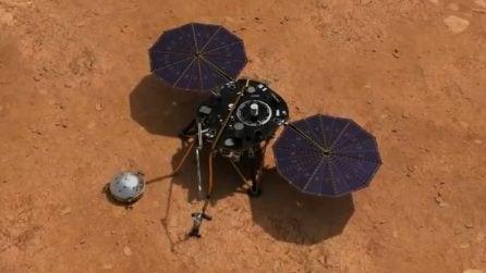 Il suono del vento di Marte: la Nasa diffonde le immagini
