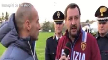 """Salvini a Corinaldo: """"Indagheremo a fondo sulle responsabilità"""""""