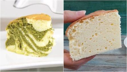 3 ricette per una cheesecake giapponese alta e soffice!