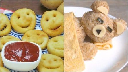 I vostri bimbi ameranno queste ricette!