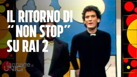 """A Natale """"Unici - Non Stop, la stagione dei talenti"""" sulle orme di Massimo Troisi"""