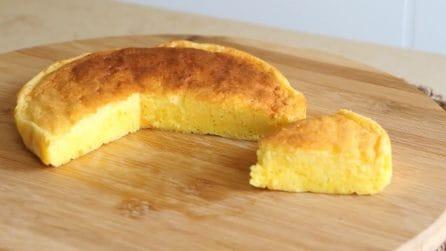 Cheesecake al cioccolato bianco: vi basteranno solo 3 ingredienti
