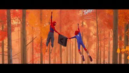 Spider-Man: Un nuovo universo, il trailer