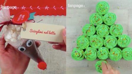 4 dolcetti golosi e originali per arricchire la tavola natalizia: sorprenderete tutti