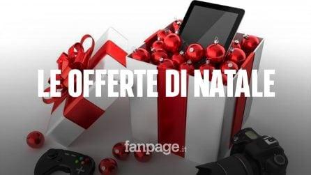 Offerte di elettronica Natale 2018: le migliori fino al 55% di sconto