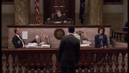 Philadelphia: il discorso di Joseph Miller in tribunale