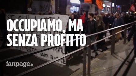 """Case popolari occupate a Milano, uno degli arrestati: """"Non c'è profitto, ci aiutiamo a vicenda"""""""