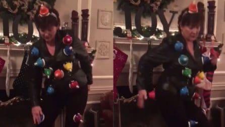 L'originale vestito che potrete sfoggiare a Natale: tutti resteranno senza parole