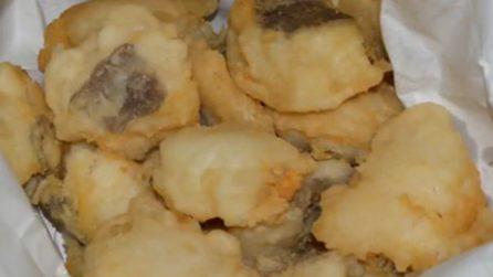 Baccalà in pastella croccante e saporito: conquisterete tutti i gusti