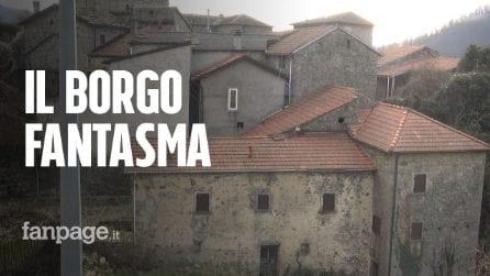 Braia, il borgo fantasma svuotato dall'emigrazione: è morta anche l'ultima abitante