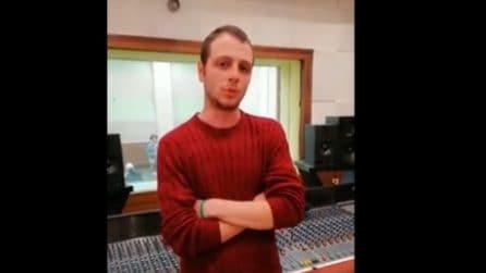 Il provino di Anastasio per partecipare a X Factor 2018