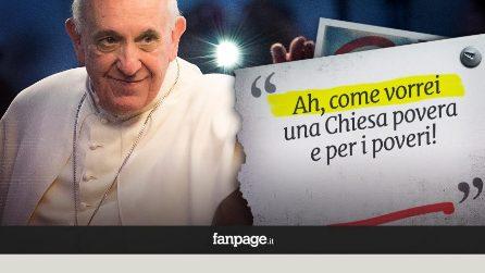 """Un uomo umile venuto dalla """"fine del mondo"""" per portare la pace. Papa Francesco compie 82 anni"""