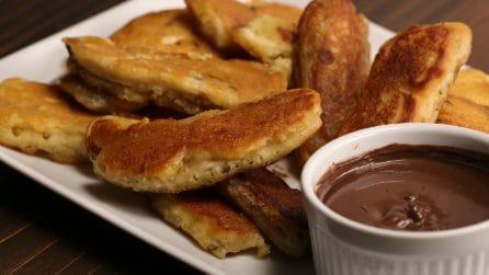 Pancakes alla banana: perfetti per una colazione nutriente e saporita!