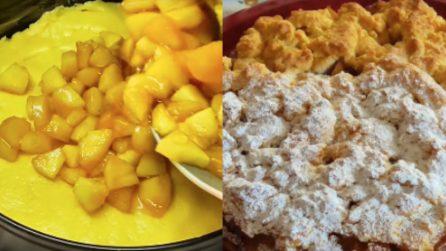 Sbriciolata di mele: il dolce veloce e semplice da preparare