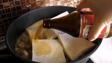 Spezzatino di carne alla birra: il secondo piatto saporito e succulento