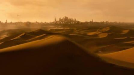 Aladdin, il teaser trailer in italiano