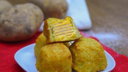 Cubi di patate croccanti: troppo deliziosi per non provarli!