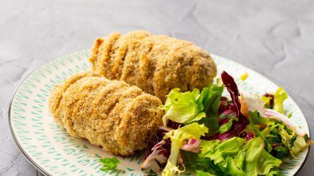 Spirale di pollo e patata: una ricetta più originale non l'avete mai vista!