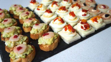 Tre idee golose per preparare ottime tartine