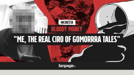 "Bloody Money 6 - This is how criminals dump toxic waste in the countryside: ""I am the Immortal of Gomorrah"""
