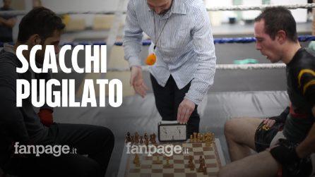 """Chessboxing, quando gli scacchi incontrano il pugilato: """"È lo sport più completo che esista"""""""