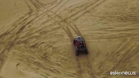 Dakar 2019, in gara anche un pilota con sindrome di Down