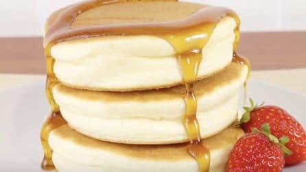 Pancakes super soffici e pronti in pochi minuti: la ricetta deliziosa