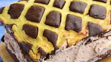 Torta cioccolato e banana: come preparare un dolce gustoso in pochi passi!