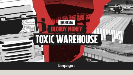 "Bloody Money 5 - The warehouse of poison in Northern Italy and the waste gang: ""Let's use a Ligurian"""