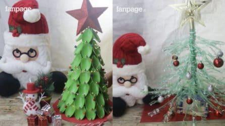 2 modi creativi per realizzare decorazioni con il riciclo!