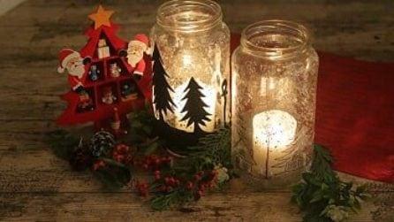 2 decorazioni per illuminare la vostra tavola