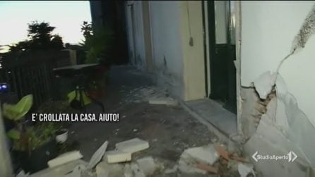 """Terremoto Catania, le telefonate al 118: """"È crollata la casa, c'è gente che chiede aiuto"""""""