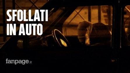 """Terremoto Catania, gli sfollati dormono in auto: """"Abbiamo paura, non vogliamo allontanarci da casa"""""""