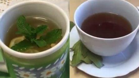 3 ricette di tisane detox: perfette da bere dopo le feste