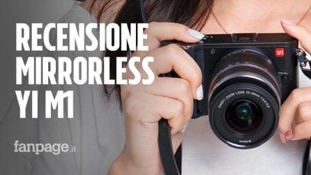 Recensione Yi M1, la mirrorless economica adatta per un primo approccio con la fotografia