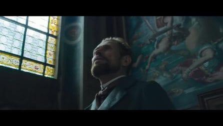 Van Gogh – Sulla soglia dell'eternità: il trailer italiano