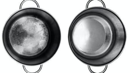 Come eliminare il calcare dalle pentole: la soluzione efficace