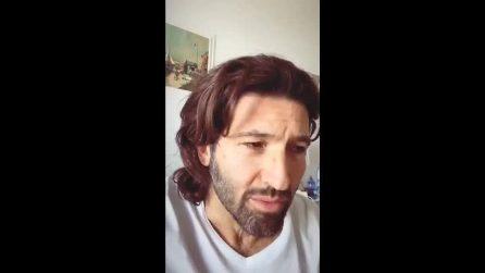 Arriva la risposta di Walter Nudo all'insulto di Francesco Facchinetti