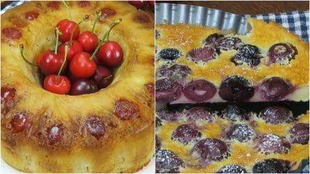 Gli amanti delle ciliegie ameranno questi dolci!