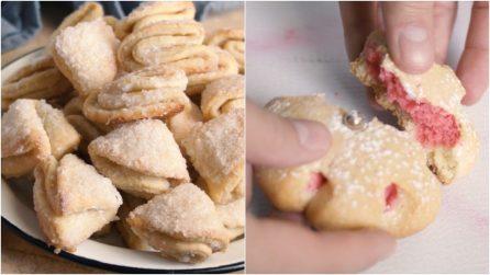 Basta con i soliti biscotti: ecco tre ricette super golose!