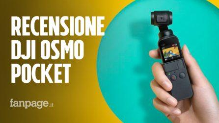 Recensione e sample DJI Osmo Pocket: sembra arrivi dal futuro con tantissimi pregi e qualche difetto