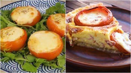Avete mai provato a cucinare i pomodori in questo modo?