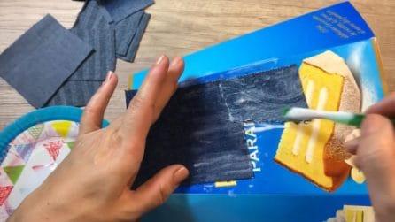 Come riutilizzare la scatola del pandoro: il riciclo che vi sorprenderà
