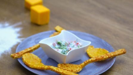 Edible spoons: a fun and tasty idea!