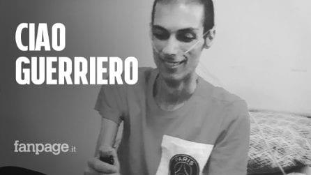 """Folla ai funerali di Luca Cardillo. La sorella: """"Sei il mio eroe che non molla mai, ti amerò per sempre"""""""