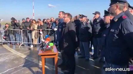 Il video-spot postato dal ministro Bonafede che racconta l'arrivo di Battisti