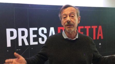 """Riccardo Iacona e i temi di Presadiretta 2019: """"Il futuro del nostro Paese verso il voto europeo"""""""