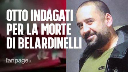 """Tifoso morto a Milano, indagati per omicidio volontario 8 napoletani: """"Non siamo stati noi"""""""
