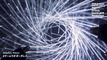 """Mori Building Digital Art a Tokyo, il museo più """"folle"""" del mondo"""